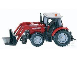 Tracteur Massey Ferguson 5455 avec chargeur