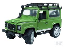 4x4 Land Rover Defender 02590 Bruder