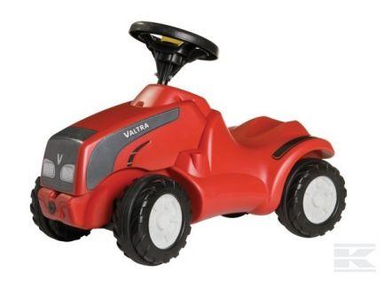 Tracteur sans pédales Valtra Rolly Toys R13239