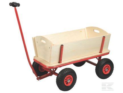 Chariot en bois pour enfants 750010 Polet