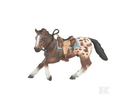 Cheval Appoloosa BL62668 Bullyland