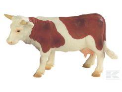 Vache brune et blanche BL62610 Bullyland