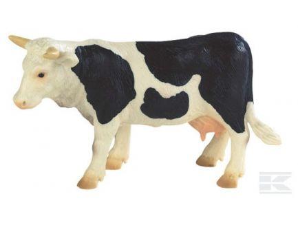 Vache noire et blanche BL62609 Bullyland