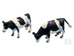 Lot de 2 vaches Kids Globe 571873