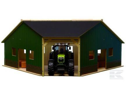Hangar en bois Kids Globe 610339