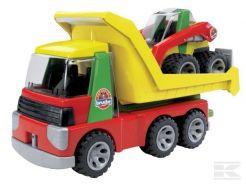 Camion benne Roadmax avec mini-chargeur Bruder 20070
