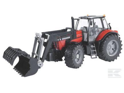 Tracteur Same Diamond 270 avec chargeur Bruder 03087