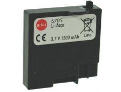 Batterie 3,7 V 1500 mAh SikuControl 6705
