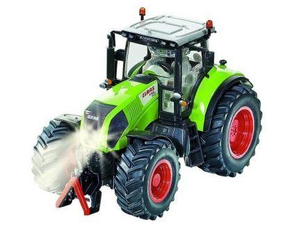 Tracteur Claas Axion 850 SikuControl 6882