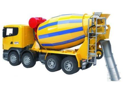 Camion bétonnière Bruder 03554