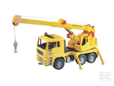Camion grue Man TGA Bruder 02754