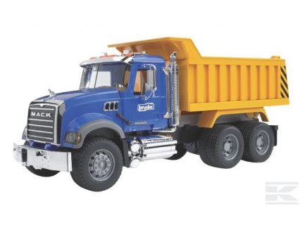 Camion benne Mack Granite Bruder 02815