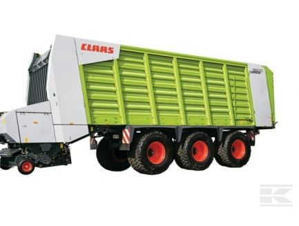 Benne autochargeuse Claas Cargos 9500 Siku 2893