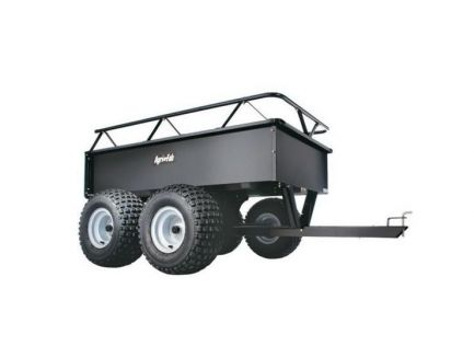 Remorque 450 kg pour véhicules tout-terrain Agri-Fab - JPR-Loisirs
