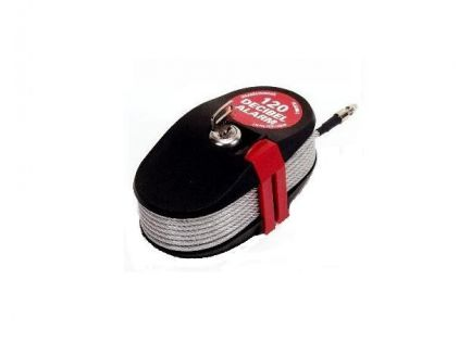 Câble antivol de 4,60m avec alarme intégrée 120 décibels Lock Alarm