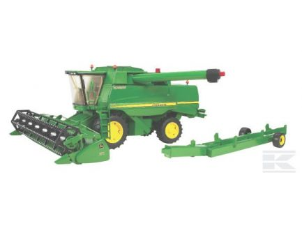 Moissonneuse-batteuse John Deere T670i