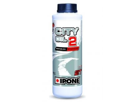 Ipone City Oil 2 bidon de 1 L