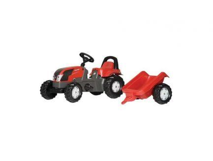 Tracteur à pédales RollyKid Valtra R01252