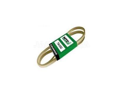Courroie variateur MTD 754-0493