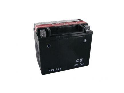 Batterie YTX12BS 12V 10Ah avec acide