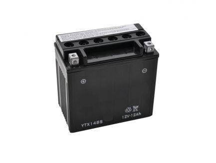 Batterie YTX14BS 12V 12Ah avec acide