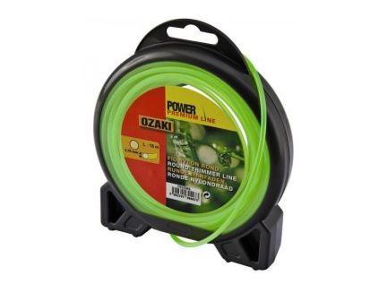 Fil nylon rond Ozaki diam 2,4 mm long 15 m