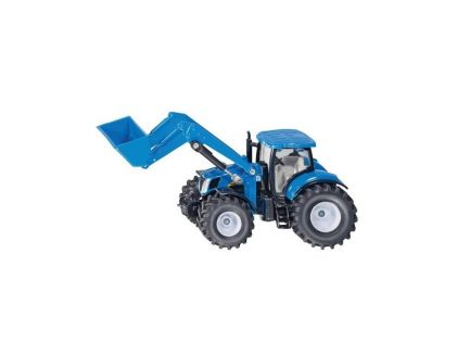 Tracteur New Holland avec chargeur frontal SIKU 1986
