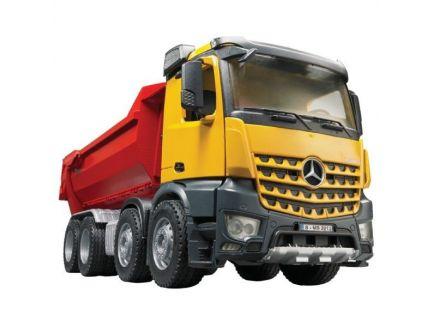 Camion benne Mercedes AROCS HALPIPE U03623