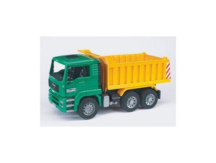 Camion MAN avec benne basculante 02765