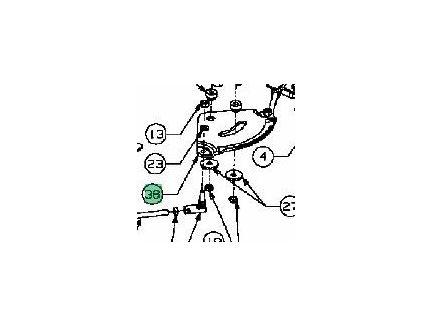 Crémaillère de direction MTD 783-1302