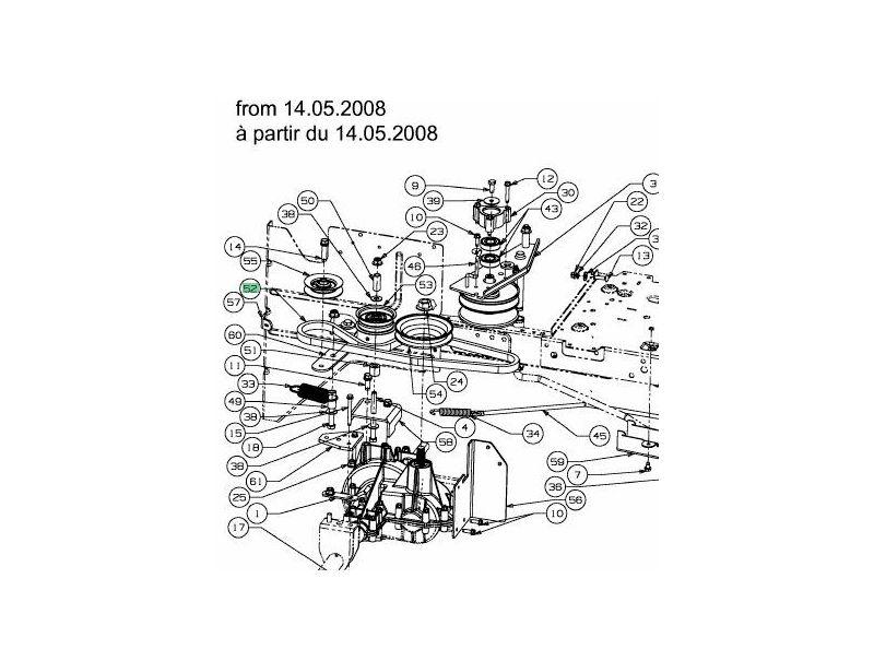 tracteur tondeuse mtd  tracteur tondeuse mtd 13 76 youtube  mtd lawn tractor wiring diagram car