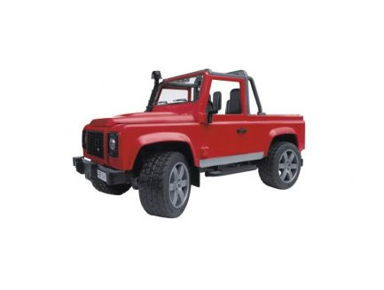 4x4 Land Rover Defender Bruder 02591