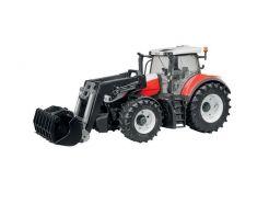Tracteur Steyr 6300 Terrus CVT avec chargeur BRUDER 03181