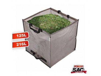 Sac à végétaux éco plus 216 L 60x60x60 cm