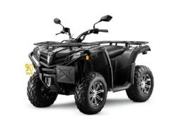 QUAD CFMOTO CFORCE 520 court