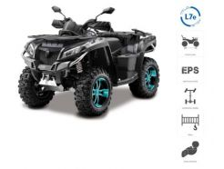 QUAD CFMOTO CFORCE 820 L homologation L7e
