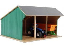 Hangar en bois Kids Globe 610192