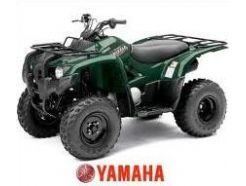 Quad YAMAHA Grizzly 550 FI