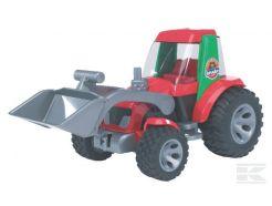 Tracteur avec chargeur frontal Roadmax
