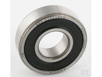 Roulement à billes SKF 6204 2RS