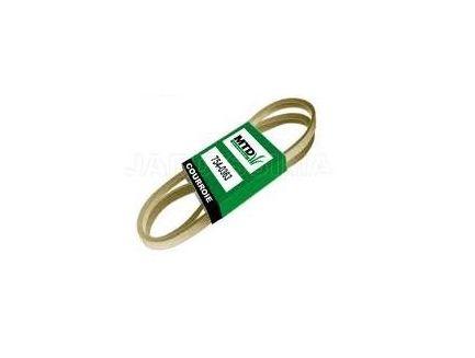 Courroie variateur MTD 754-0499