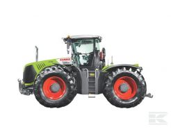 Tracteur Claas Xerion 5000