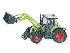 Tracteur Claas Ares 697 ATZ avec chargeur